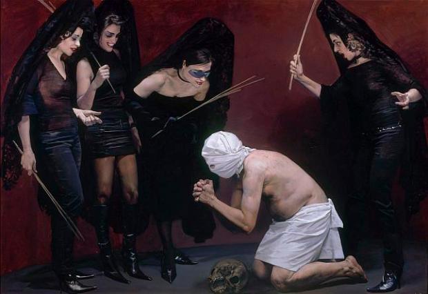 La mortificación del penitente (2005)