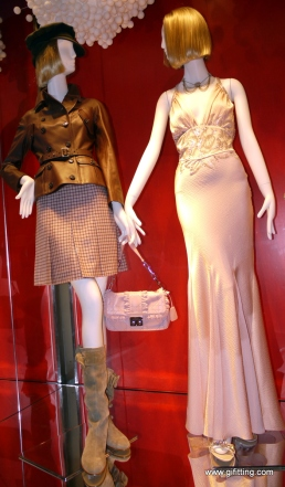Dior: London Window Display. July last week. Sloane Street